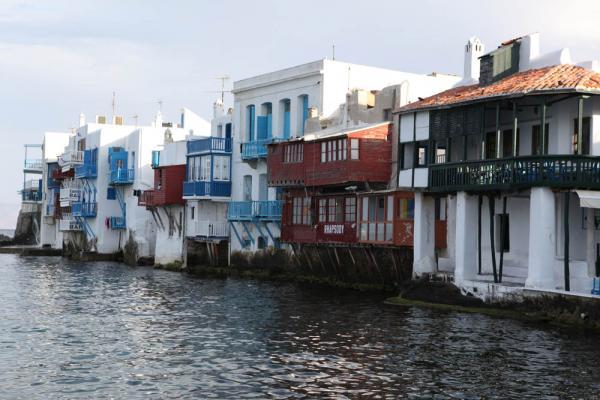 греческая венеция - остров Миконос-1