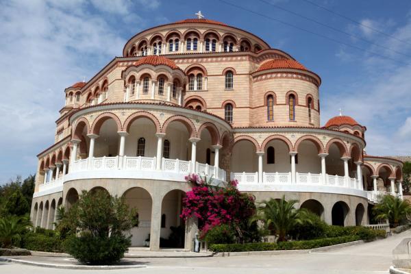 церковь Св. Нектария