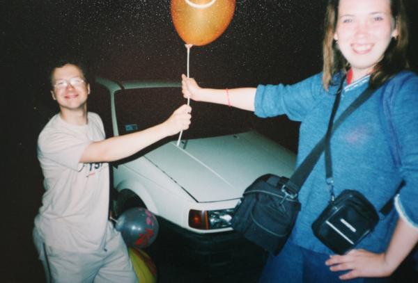 ночь 19 июля 2002 (Митя и я)