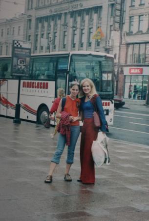 19 июля Катя и Аня