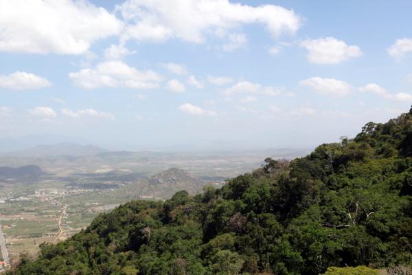 Джунгли около горы Та ку