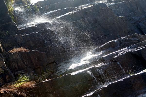 Водопад по дороге к Далату