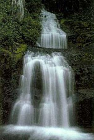 водопад около лазаревского (близ Анапы)