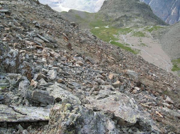 Каменная осыпь