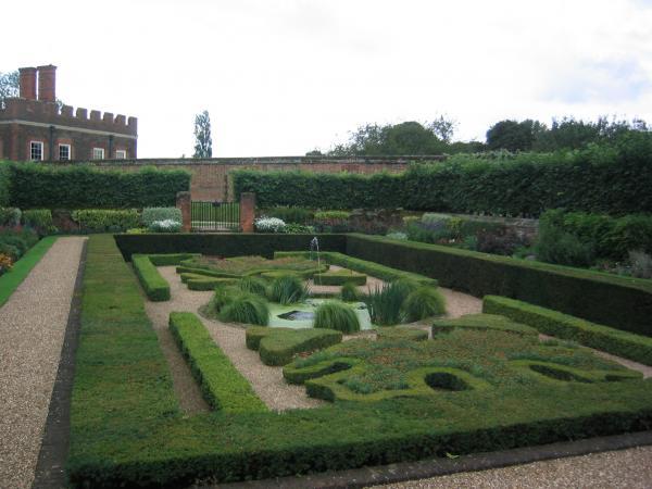 Регулярные сады