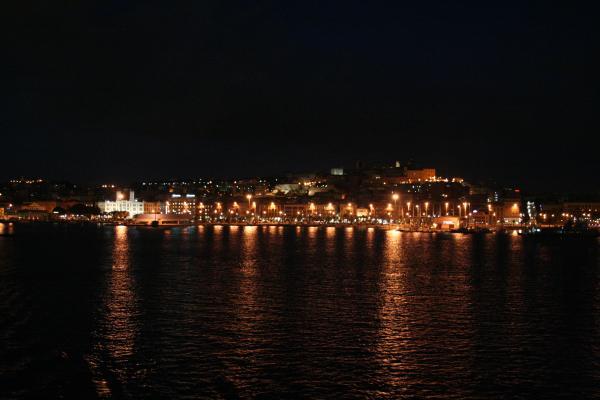 Покидая Сардинию