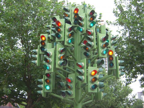 Светофорное дерево