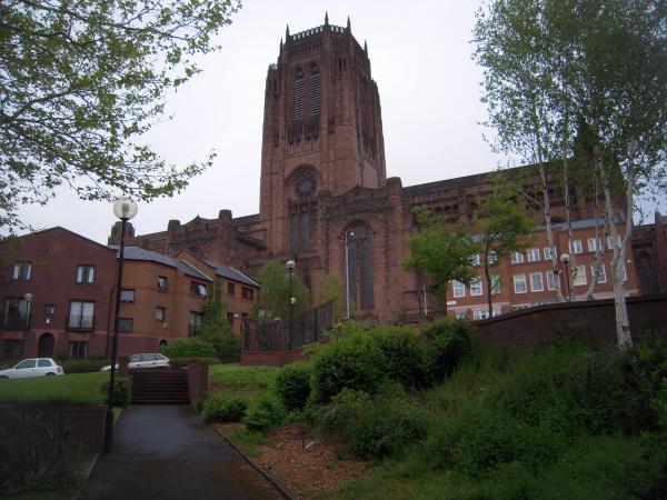 Ливерпульский Кафедральный Собор