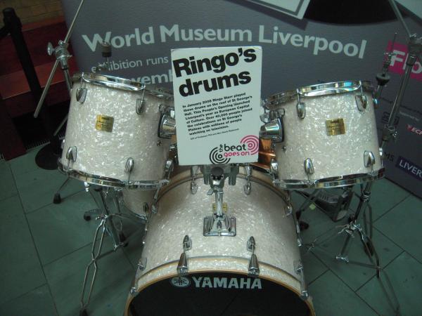 в World museum Liverpool