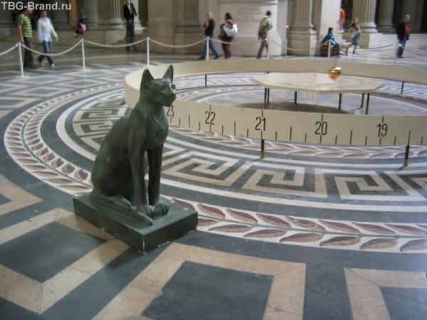 В Пантеоне