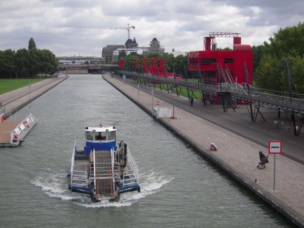 Cite des Sciences et de  L'Industrie -  la Villette