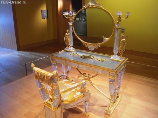 Туалетный столик - Лувр