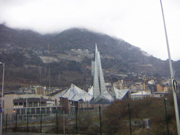 Andorra la Vella, спа центр