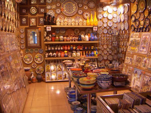 Магазин керамики