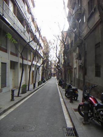Савременная Барселона