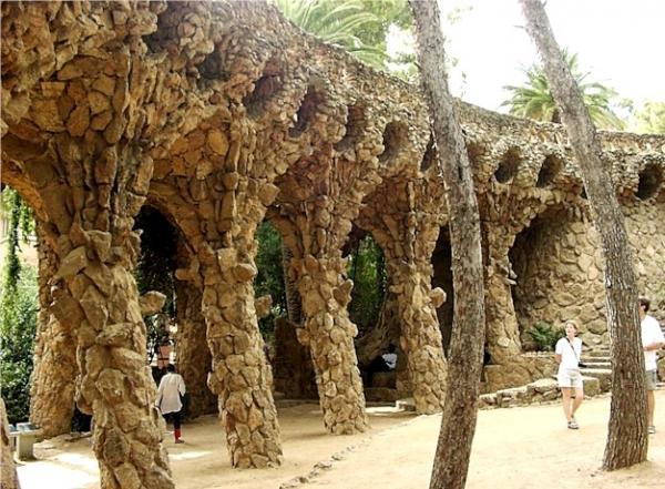 Парк Guell