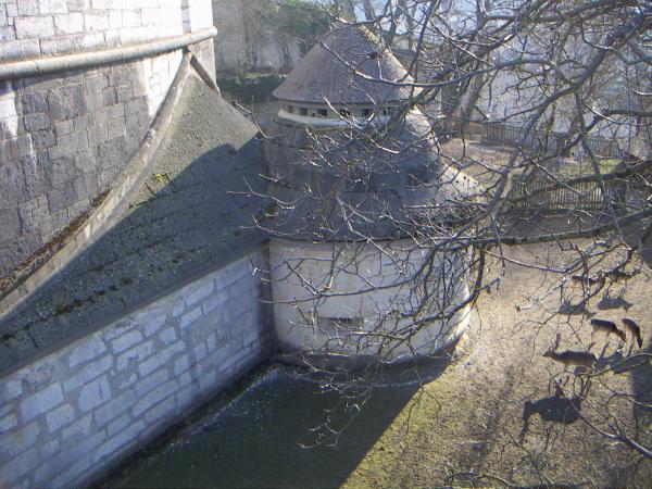 Замок MUNOT на Рейне