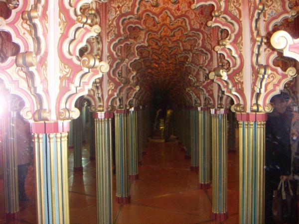 Люцерн, зеркальный лабиринт