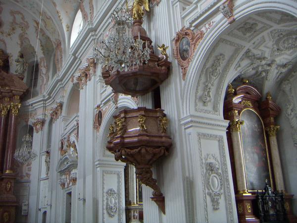Люцерн, собор