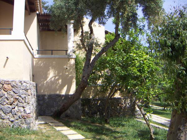 EVA PALACE.Виллы отеля
