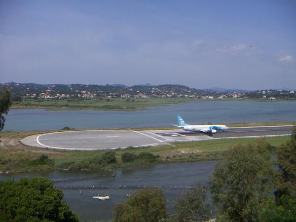 Аэропорт - на взлете