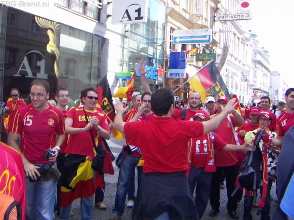 Так! Настроились!!! Испания! Испания!