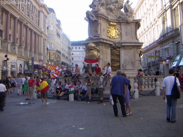 Итальянцы тоже за Испанию
