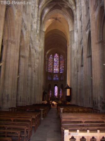 ТУР. Кафедральный собор, после свадьбы