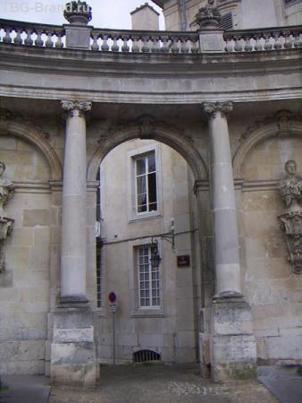 элемент арки