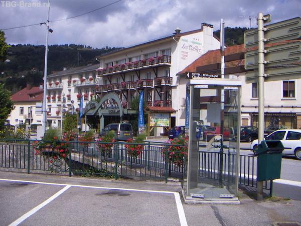 центр Le Bresse
