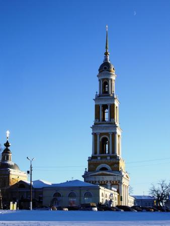 колокольня Иоанна Богослова