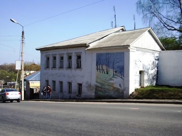 Росписи Овчинникова