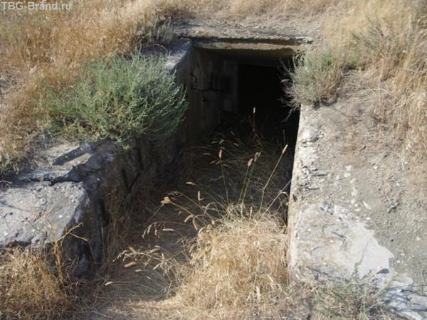 Лаз под землю