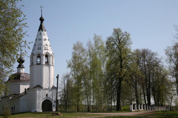 Плес. Успенская соборная церковь.