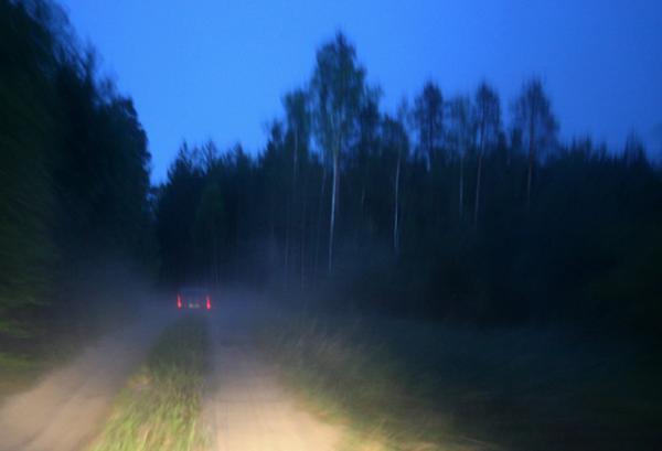 Дорога домой.