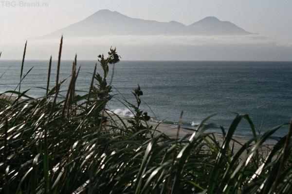 Залив Простор.Чирип вдалеке