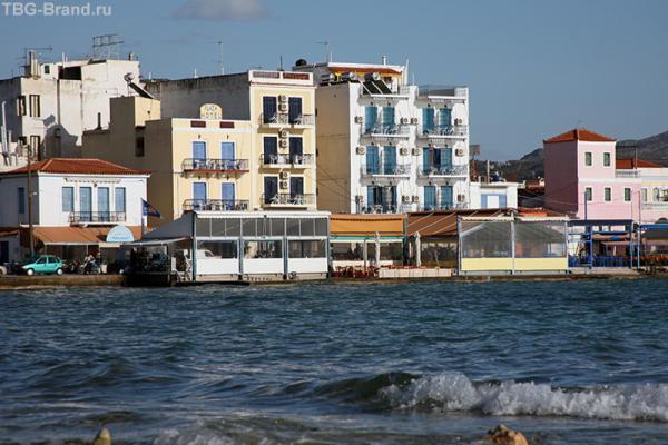 Остров Эгина.