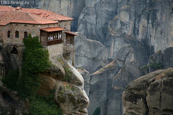 Монастырь Святого Варлаама.