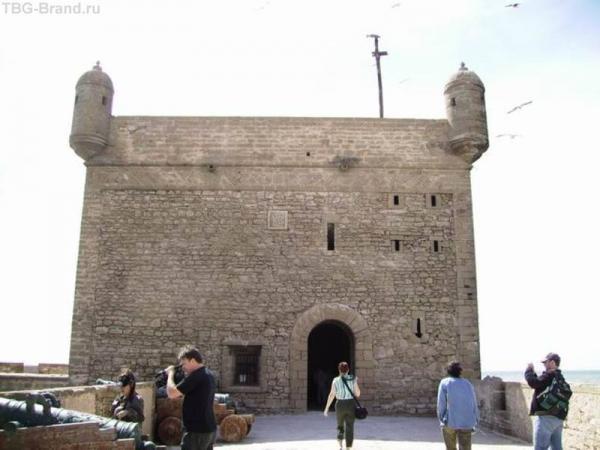 Эссуэйрская крепость-казба