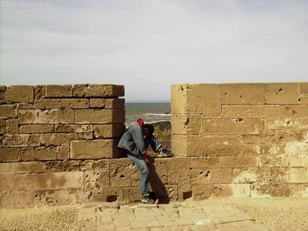 У марокканцев - свои проблемы. Убитый горем эссуэйрец