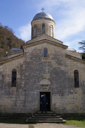 Церковь Симона Кананита VI-VIII век