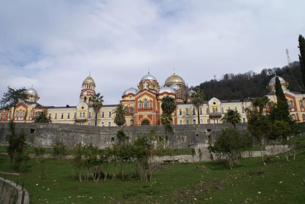 Симоно-Кананитский Новоафонский мужской монастырь
