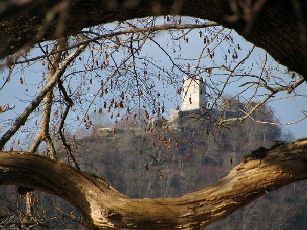 Развалины Анакопийской крепости
