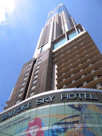 Отель Байок Скай