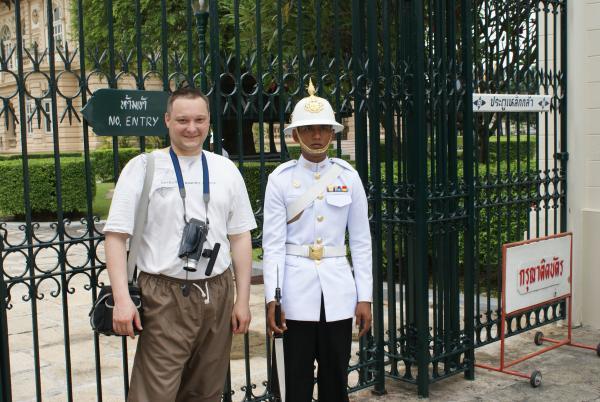 Илья и гвардеец
