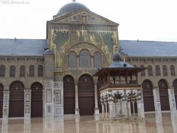 Мечеть Омейядов (2)