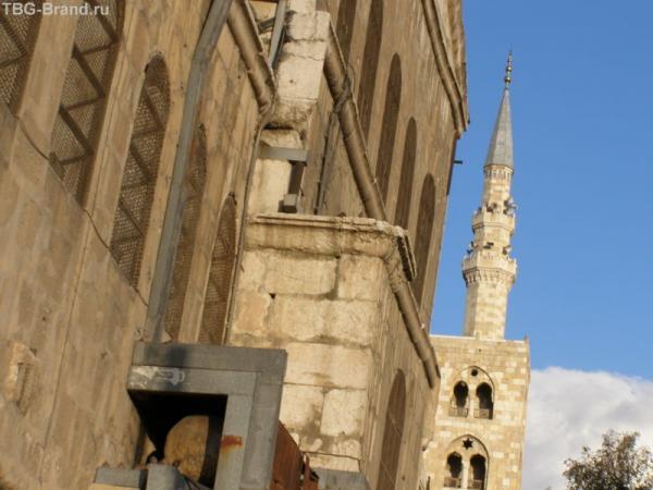 Мечеть в Дамаске (2)