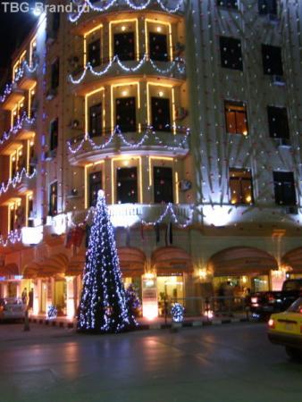 В Алеппо  Новый год