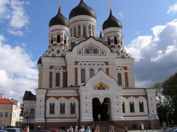 Собор Александра Невского в Таллинне