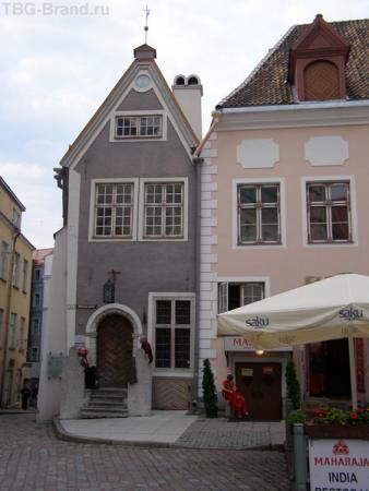Аптека. Открыта с 1422-го года